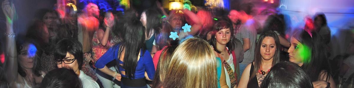 fiestas grupos cena-baile